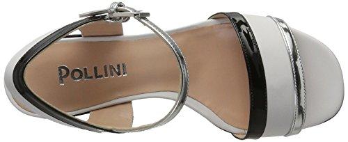 Pollini - Bz60, Scarpe con cinturino Donna Multicolore(Multicolore)