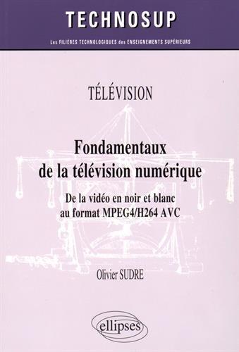 Fondamentaux de la Télévision Numérique de la Vidéo en Noir et Blanc au Format MPEG4/H264 AVC Niveau B