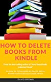 How To Delete Books From Kindle (English Edition)