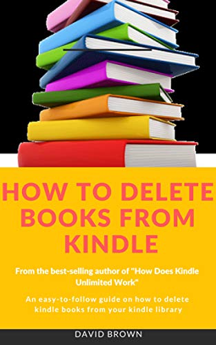 How To Delete Books From Kindle (English Edition) eBook: Brown ...