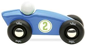 Vilac-Juguete de Madera-Mini competición, Azul