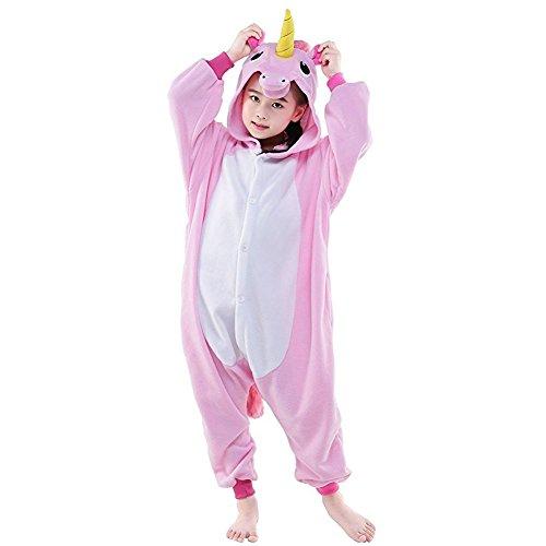 Landove Pigiama Intero Bambina Unicorno...