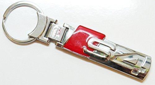 Preisvergleich Produktbild Vollmetall S4 Schlüsselring Chrom