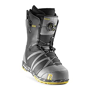 Nidecker Flow Tracer HLOCK COILER Boot 2020 spacegrey, 42