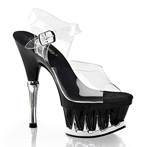 Heels-Perfect , Escarpins pour femme Noir Noir Noir - Noir