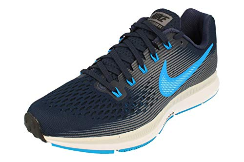s 34 Herren Running Trainers 880555 Sneakers Schuhe (UK 7 US 8 EU 41, Obsidian Blue Hero Gunsmoke 411) ()