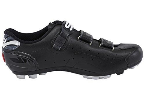 Chaussures VTT BUVEL Cyclisme Sidi noir