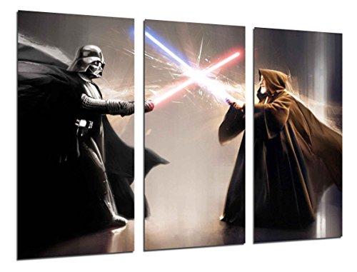 Cuadro Moderno Fotografico Star Wars, Darth Vader, 97 x 62 cm ref. 26292