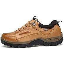 YY Hombres Al Aire Libre Zapatos De Senderismo Respirable Durable Impermeable Zapatos De Cala