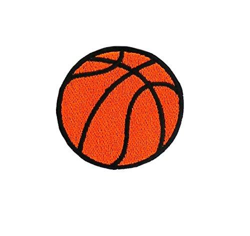 Patch Ecusson-gesticktem Wandleuchte Basketball Basketball zum Aufbügeln