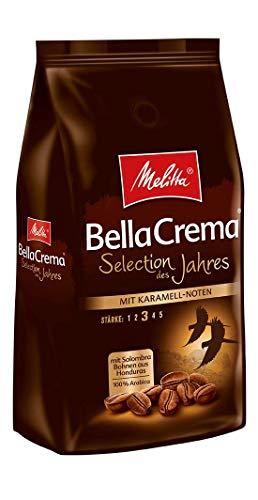 Melitta BellaCrema Selection des Jahres 2015 mit Altura Mexicana Bohnen, 1er Pack (1 x 1 kg)