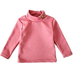 QSEVEN Pull Noel Enfants bébé garçon, Impression 3D Sweat À Manches Longues Toddler Filles Pulls Tops Plus Épais T-Shirt Unisexe Mignon Automne Hiver 0-4 Ans