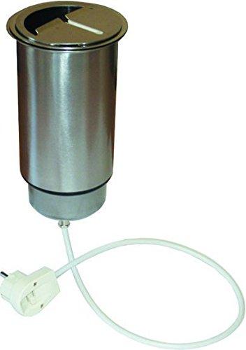 Messerabstreifer Abstreifbehälter elektrisch