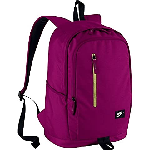 Nike All Access Soleday Rucksack Unisex Adult, Purple (Berry True/Melon Tint/White), One Size