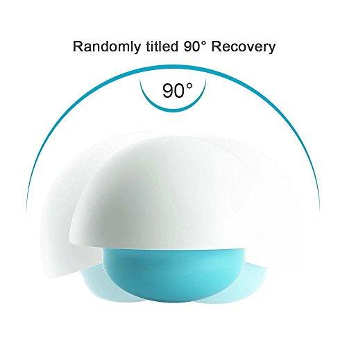 AFAITH-LED-Luz-de-la-noche-LED-Luz-ambiental-Lmpara-en-forma-de-hongo-Con-7-colores-que-cambian-Lmpara-tctil-Lmparas-de-Cama-Para-habitaciones-Adultos-Nios-Beb-Color-Azul-SA053B