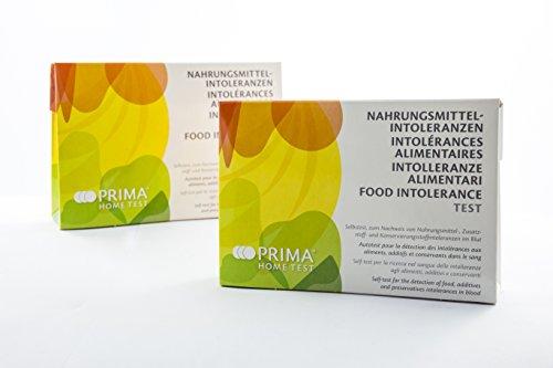 Lebensmittelunverträglichkeit testen (64 Lebensmitteln)