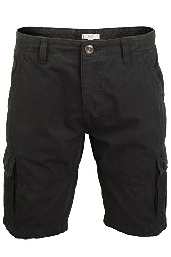 Xact Mens Canvas Cargo Shorts