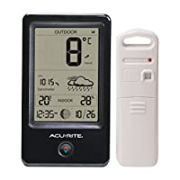 AcuRite 77008EM Weather Station with Count Temperature/Humidity/Forecast