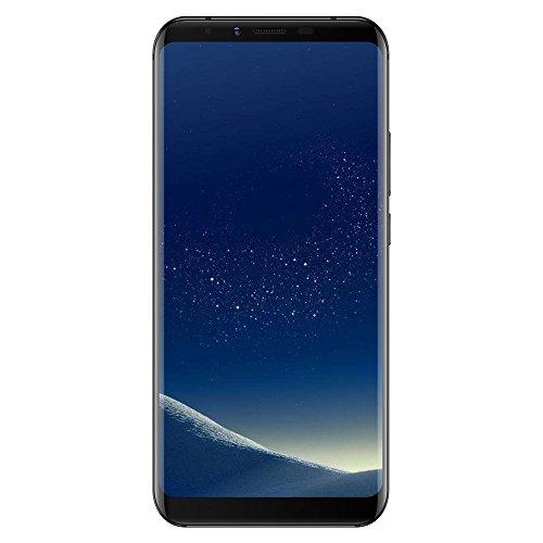 "Oasics THL Knight 2 Smartphone, Ursprünglicher THL Ritter 2 Smartphone 6.0""Android 7.0 MT6750 Octa-Kern-Handy 4GB RAM 64GB ROM 4G Drahtloses Ladegerät Handy (Blau)"