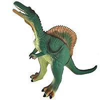 "BW & H Large 24"" (61cm) Rubber Soft Stuffed Dinosaur Play Toy Spinosaurus"