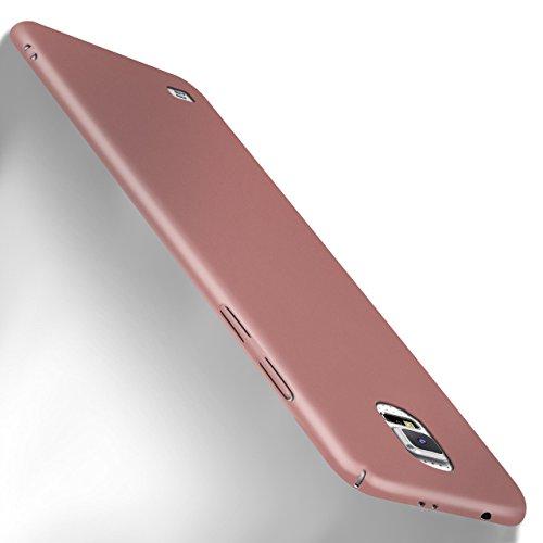 Samsung Galaxy S5 Hülle Rose-Gold OneFlow Alpha Back-Cover TPU Schutzhülle Dünn Handyhülle für Samsung Galaxy S5 / S5 Neo Case Ultra-Slim Thin Skin Handy Schutz Rückseite (Samsung Galaxy S5 Cases Für Mädchen)