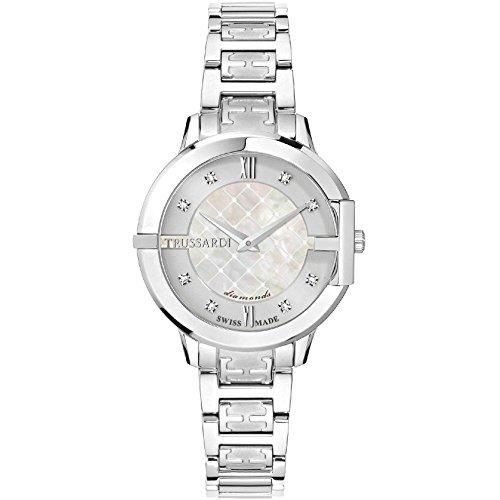 orologio solo tempo donna Trussardi Heket casual cod. R2453114508