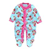 Fangcheng Neugeborenes Baby Kleidung Kleinkinder Baby Pyjamas Overalls Overalls Bebes Klettern Kleidung Kleinkind Jungen Body