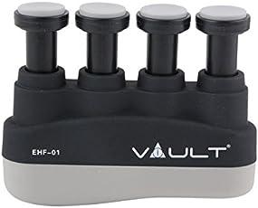 Vault EHF01 Hand and Finger Exerciser, Black