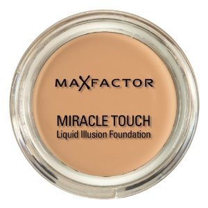 Max Factor Miracle Touch Liquid Illusion Foundation- Sand 60 11g