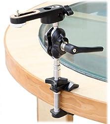 Flfyfilms Camera mount plate Table Clamp (FF-HTC) for 2.5kg DSLR DV HDV Movie Film Camera