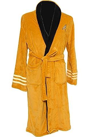 Costumes Star Trek Robe - Jeylu Star Trek Captain Kirk Cosplay Robe