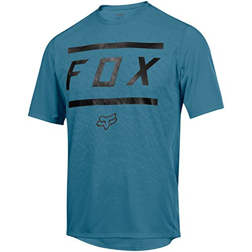 Fox Youth Ranger SS Jersey, Blue, Taille YM