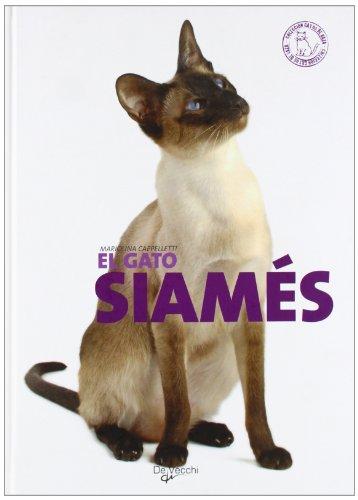 El gato siamés (Animales) por Mariolina Cappelletti