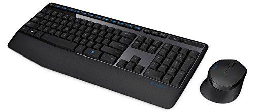 66deeec236b 29% OFF on Logitech MK345 Wireless Keyboard and Mouse Combo (Black) on  Amazon | PaisaWapas.com