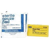 North® by Honeywell 10,2x 10,2cm ohne Latex steril Gaze Pad preisvergleich bei billige-tabletten.eu