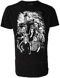 Darkside Herren T-Shirt schwarz schwarz