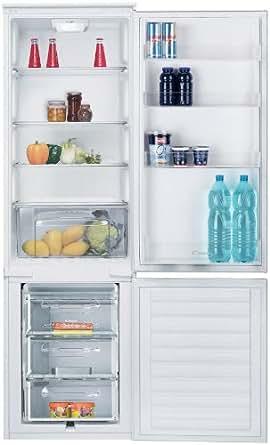 Candy CKBC 3150 E Intégré 263L A+ Blanc - Réfrigérateurs-congélateurs (263 L, ST, 42 dB, 3 kg/24h, A+, Blanc)