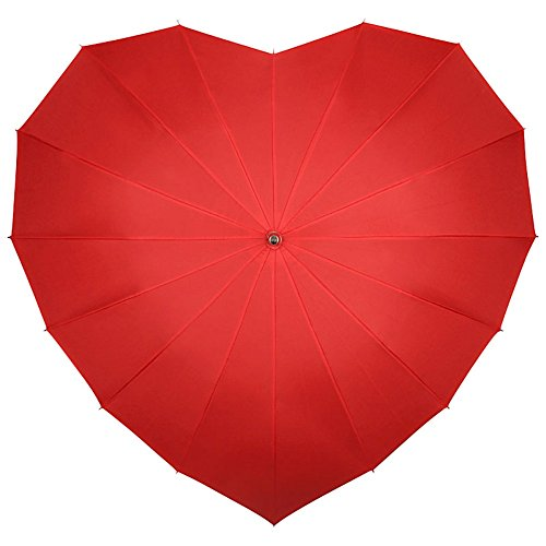 VON LILIENFELD Paraguas Sombrilla Boda Nupcial Mujer