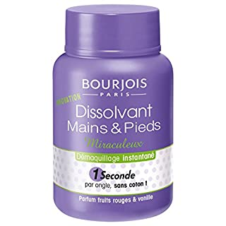Bourjois Magic Hands and Feet Nail Polish Remover, 75ml