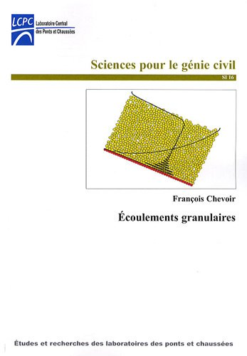 Ecoulements granulaires