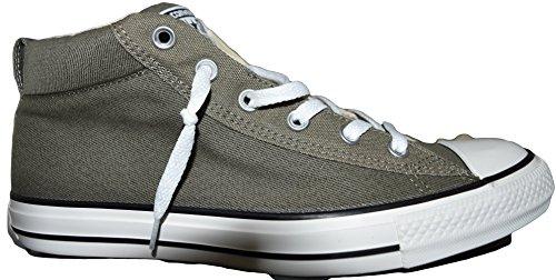 Converse Chuck Taylor All Star rue Mid Fashion Sneaker Shoe - Surplus Green