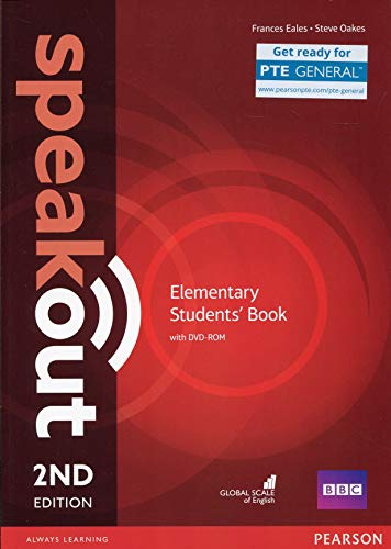 Speakout. Elementary. Student's book. Con DVD-ROM
