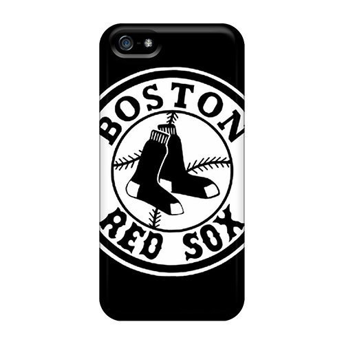 Iphone Case - Tpu Case Protective For Iphone 5/5s- Red Sox