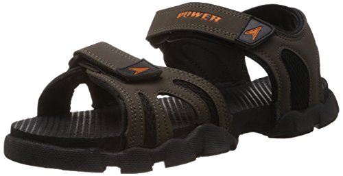 Power Men's Rafter M'S Green Athletic and Outdoor Sandals - 8 UK/India (42 EU)(8617216)