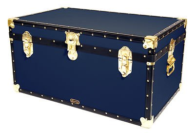 original-mossman-storer-trunk-wood-storage-box-chest-steamer-case-furniture-blue