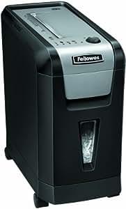 Fellowes 4669001 69CB Destructeur de papier en ABS 19 l 10 feuilles Noir