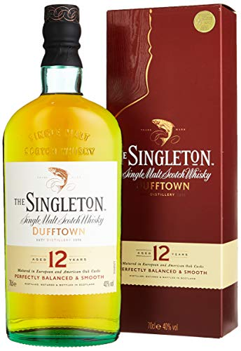 The Singleton of Dufftown 12 Jahre Single Malt Scotch Whisky (1 x 0.7 l)