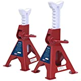 Sealey VS2003 Axle Stands, 3 t Capacity Per St