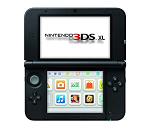 Nintendo Console 3ds Xl Blu+nero from Nintendo
