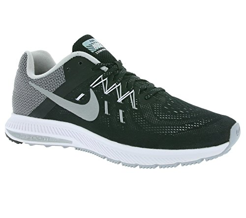 Nike 807277-002, Sneakers trail-running homme Noir